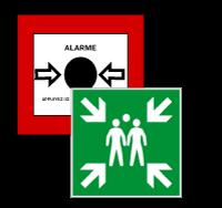 Formation evacuation